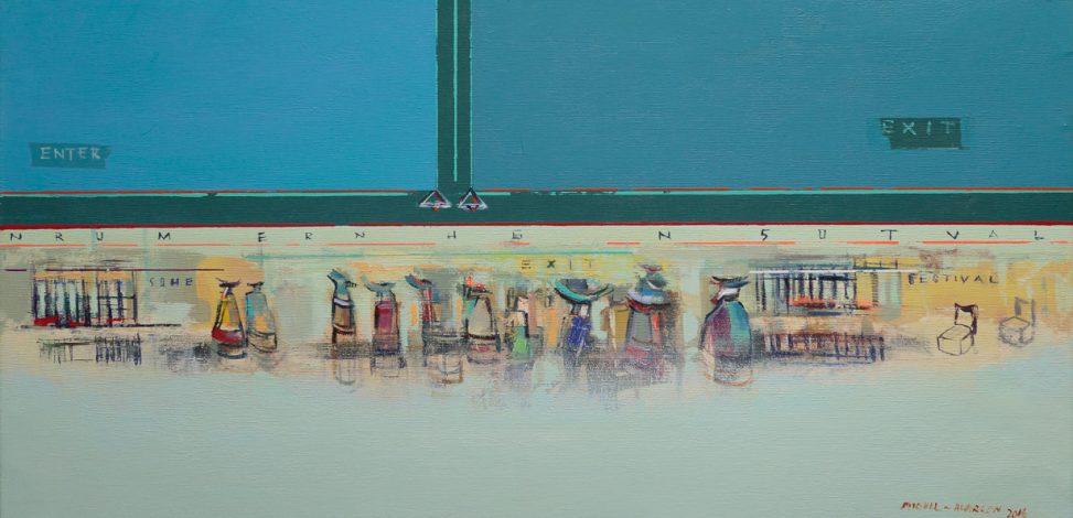Acrílico sobre tela / acrylic on canvas